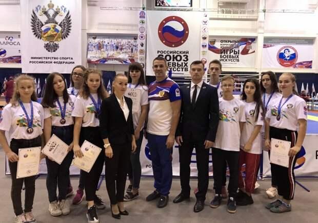 «На них держатся и развиваются боевые искусства в регионах России»