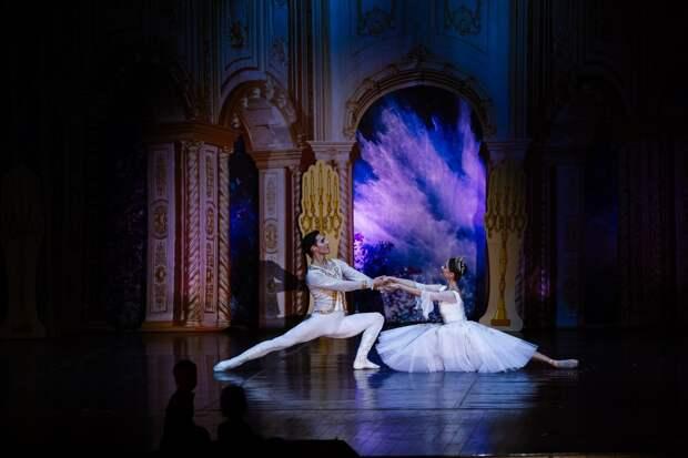 Молодые хореографы Софья Гайдукова и Константин Матулевский поставили «Золушку»