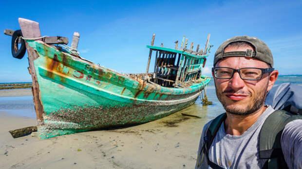 Таиланд 2020. Поход вокруг острова Самуи. Кладбище кораблей. Непролазные джунгли. Секретные водопады