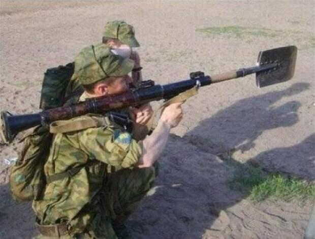 Армейские приколы