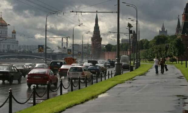 Научрук Гидрометцентра спрогнозировал резкое похолодание в Европейской России.