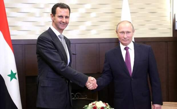 Египетская пресса назвала конкретные цели, которых Россия добивается в Сирии