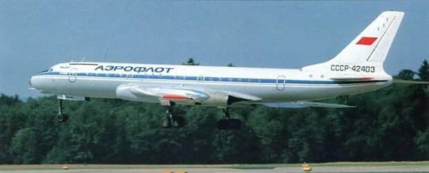 Ту-104: лидер реактивного века