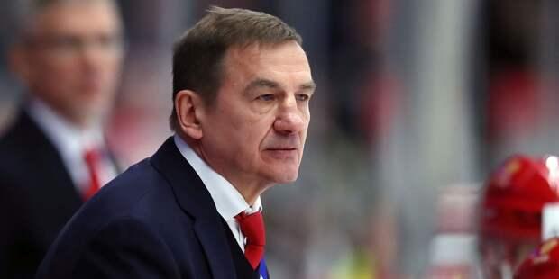 Брагин возглавил сборную России