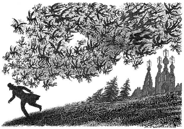 Достоевский: символ борьбы с гнилым либерализмом