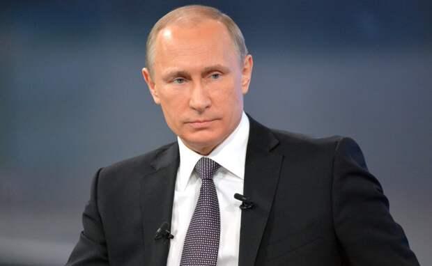 Путин: Кому суждено быть повешенным, тот не утонет