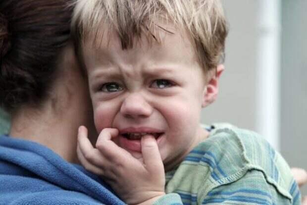 Плачущий ребёнок