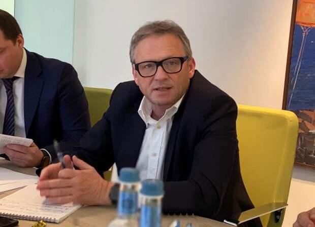 Титов — Путину: Правительство недостаточно поддерживает бизнес
