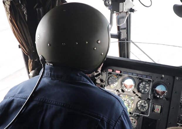 Военные летчики ЦВО прикрыли горных мотострелков на учении в Туве