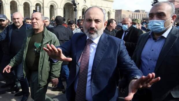 Пашинян снова возглавил Армению