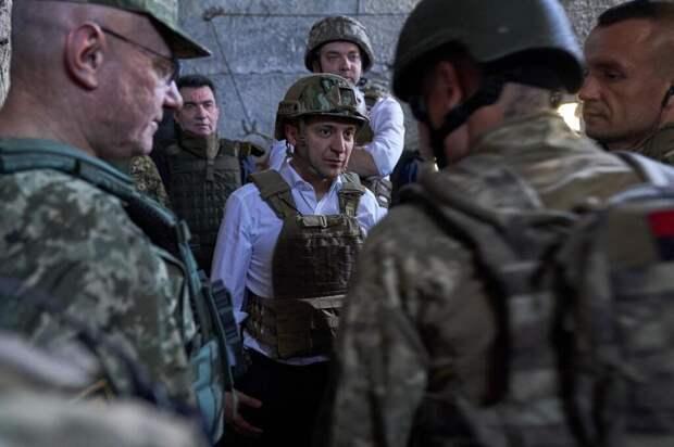 На Украине осознали: Путин не поздравит Зеленского с Новым годом