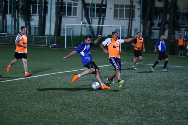 Спорт/фото: Центр физкультуры и спорта СЗАО