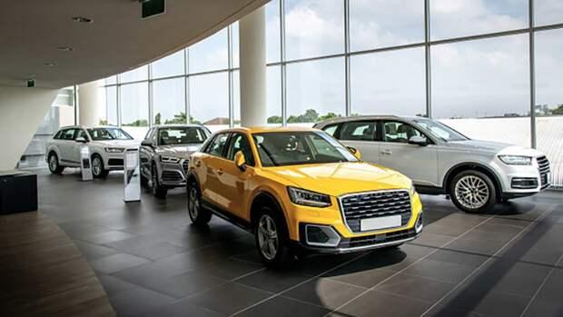«Цена авто»: желтый цвет машин стал самым редким среди автолюбителей в России