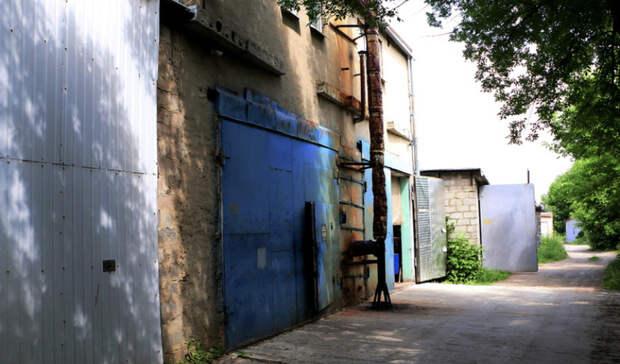 Еще ряд гаражей иучастков заберут для строительства Вознесенского тракта