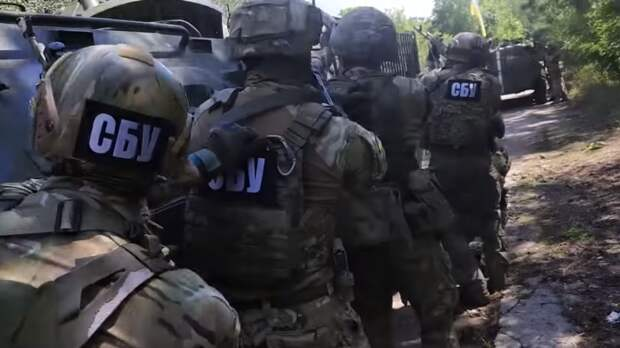 Все подразделения СБУ переведены в режим повышенной боеготовности