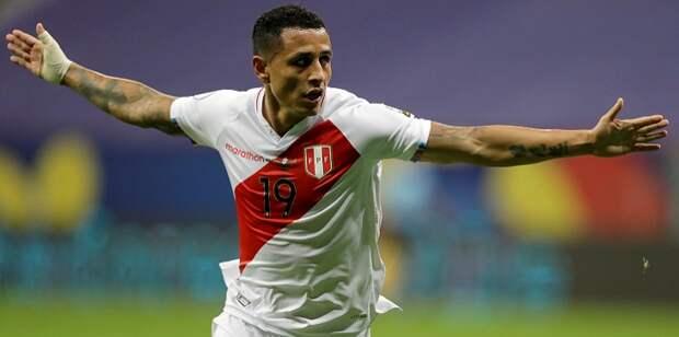 «Зенит» планирует подписать полузащитника сборной Перу