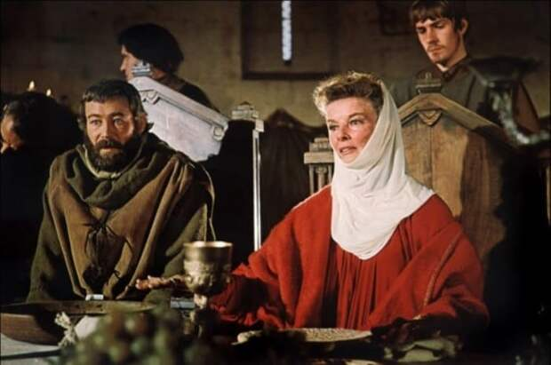 Кадр из фильма *Лев зимой*, 1968 | Фото: fancy-journal.com