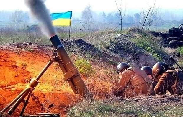 Территория ДНР за сутки подверглась  шести обстрелам со стороны ВСУ