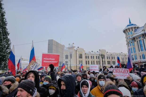 Штаб Навального в Томске присоединяется к всероссийской акции протеста  21 апреля