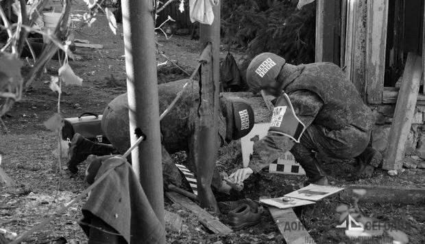 Обстрелом ВСУ ранен житель Донецка. Пострадавший находится в тяжёлом состоянии