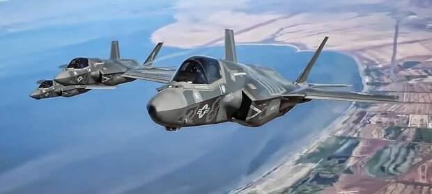 F-35 ВВС США