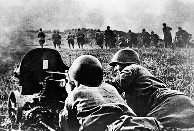 В боях под Минском, июнь 1941 года