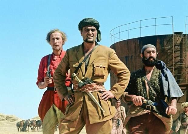 Кем был Абдулла из «Белого солнца пустыни» до революции