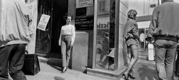 Труженицы секс-индустрии с улицы Сен-Дени. Фотограф Массимо Сормонта 59