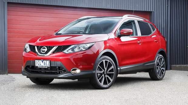 Nissan презентует рестайлинговый кроссовер Qashqai 18 февраля