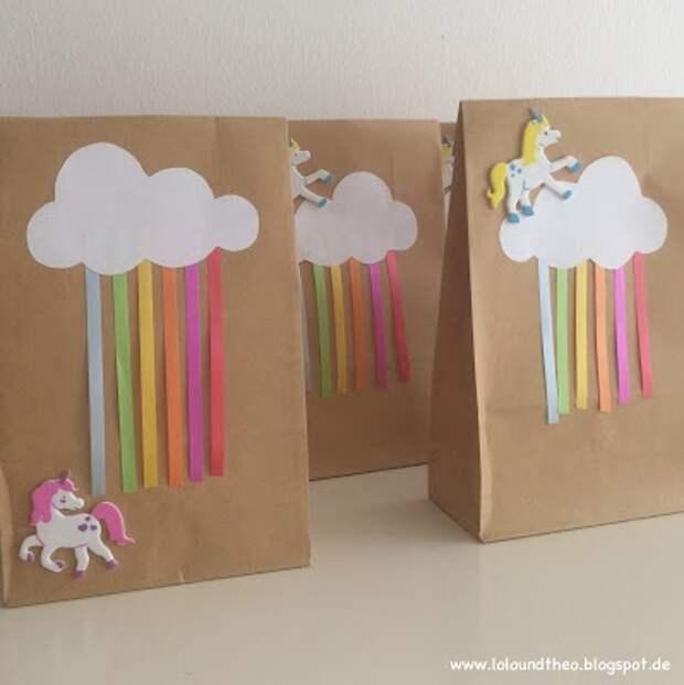 Упаковка подарков для детей (подборка)