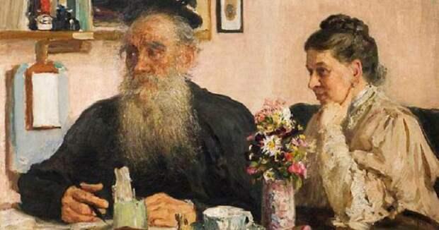 Война и мир в семье Толстого: легко ли быть женой классика