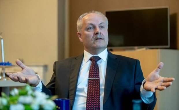 Спикер парламента Эстонии: Именно мыначали развал советской империи зла!