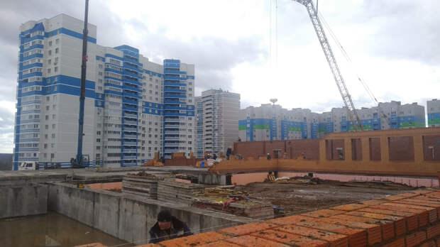 Жилищное строительство в Удмуртии в январе выросло на 21%
