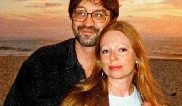 Юрий Шевчук и Марьяна Полтева
