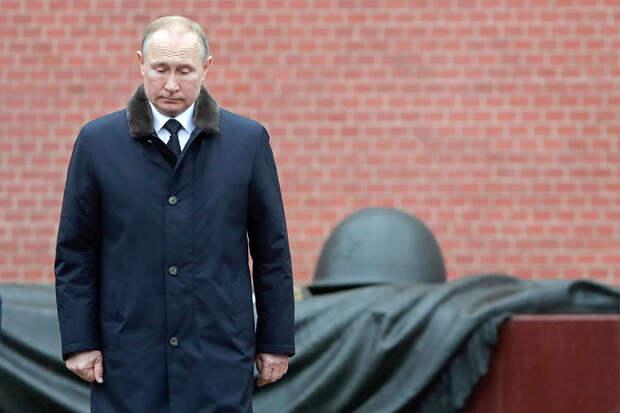 Придворный «коммунист» Зюганов назвал Путина государём