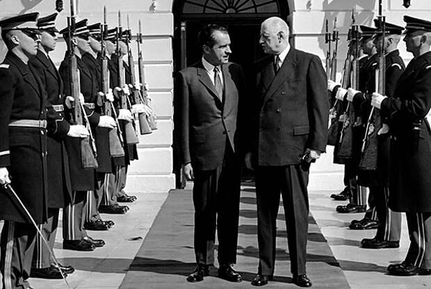История одного мифа:  де Голль и доллар