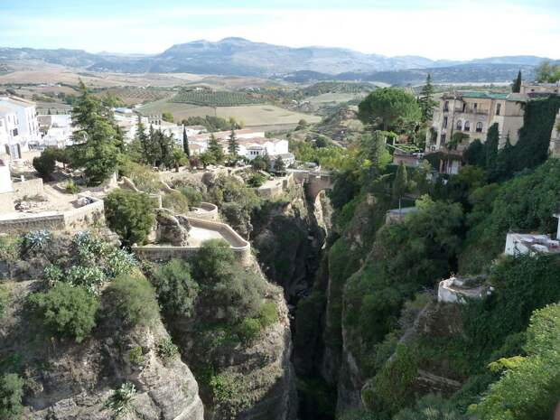 Ronda 6 Ронда: город на скалах и душа Андалусии