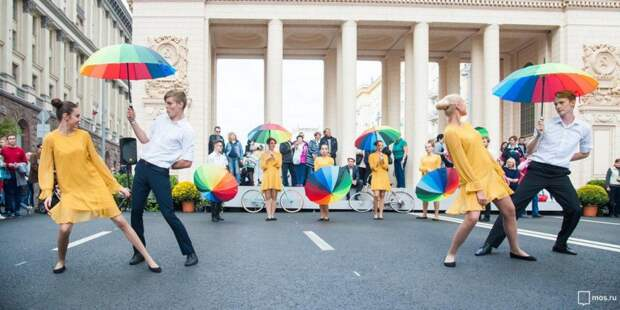Собянин пригласил москвичей на праздничные мероприятия по случаю Дня города/Фото: mos.ru