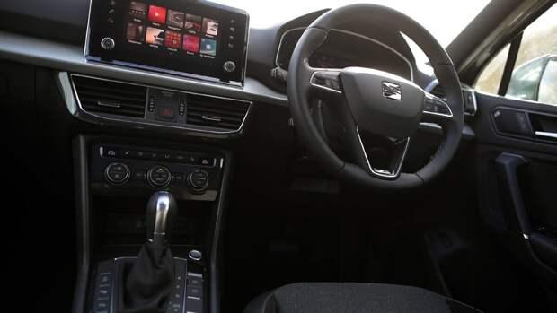 SEAT Tarraco получает новый бензиновый двигатель мощностью 242 л. с.