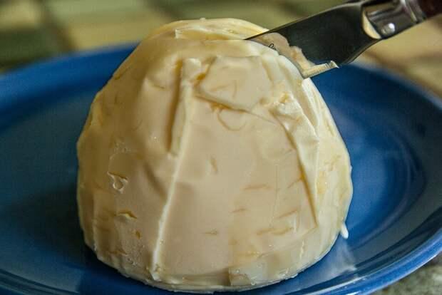 сливочное масло можно приготовить самому дома