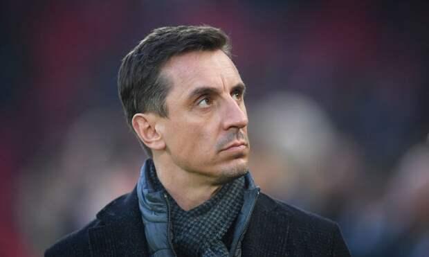 Невилл призвал отменить финал Кубка английской лиги-2020/2021