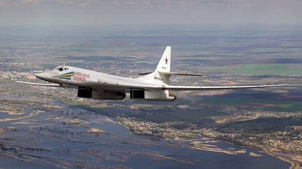 В Китае рассказали об «унизительном» для ВВС США форсаже российского Ту-160