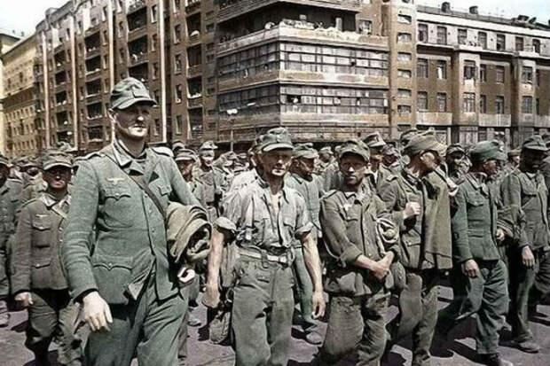 Солдат Вермахта убежал из плена и пересек половину СССР