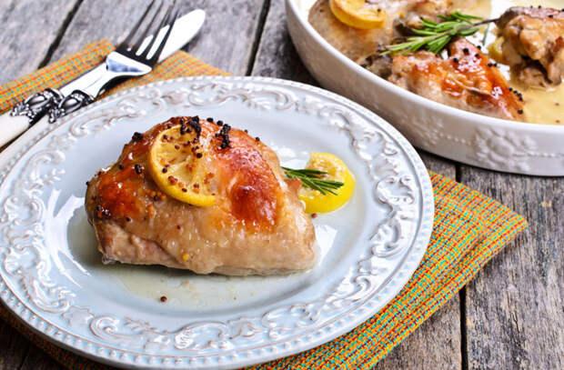 Достаем из холодильника курицу и делаем кулинарные шедевры
