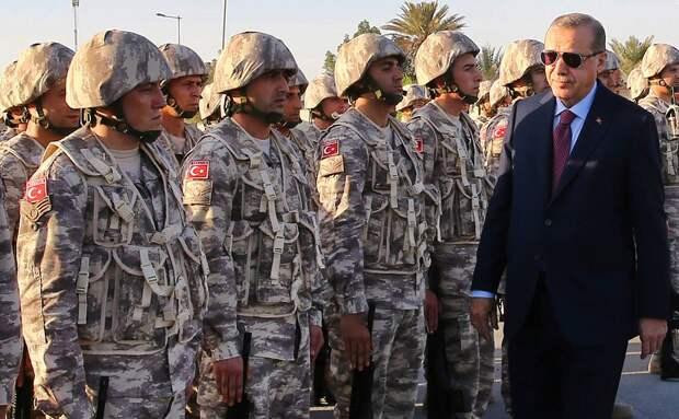 Анкара выдает за помощь разграбление Ливии