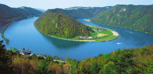 Самые длинные реки в мире