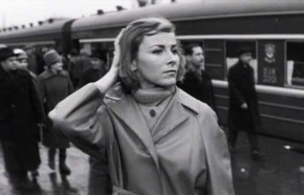 Маргарита Кошелева в фильме *Вертикаль*, 1966 | Фото: kino-teatr.ru