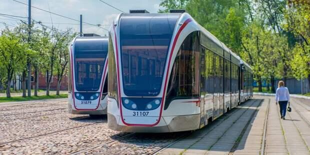 Маршруты трамваев №23, 30 и 31 изменились из-за ремонтно-путевых работ