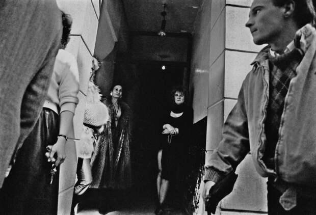 Труженицы секс-индустрии с улицы Сен-Дени. Фотограф Массимо Сормонта 56