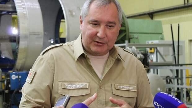 Заслужил больше, чем глава NASA: В Роскосмосе рассказали, из чего складывается зарплата Рогозина
